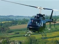 25-35 Minute Extended Helicopter Pleasure Flight Special Offer Experience Day