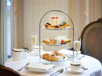 Champagne Afternoon Tea for Two at the Luxurious Waldorf Hilton Experience Day