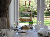 Champagne Afternoon Tea for Two at The Melody Restaurant Experience Day