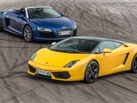 Double Supercar Thrill with Free High Speed Passenger Ride - Special Offer Experience Day