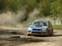 Escort RS2000 and Impreza WRX Gravel Rally Driving Experience for One