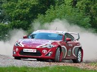 Extended Rally Driving Experience at Oulton Park
