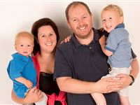 Family Photoshoot with a 50 off voucher - UK Wide Special Offer