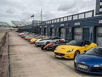 Five Supercar Driving Blast at Brands Hatch Experience Day