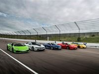 Five Supercar Driving Blast with Free High Speed Passenger Ride - Week Round Experience Day