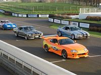 Four Movie Car Driving Blast with High Speed Passenger Ride - Special Offer Experience Day
