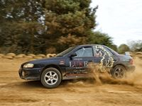 Half Day Rally Driving Experience at Silverstone Rally School