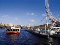 Lunch Cruise on the Thames for Two Special Offer Experience Day