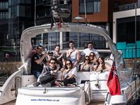 Luxury Motor Cruiser Driving Experience with Champagne for Two - Special Offer Experience Day