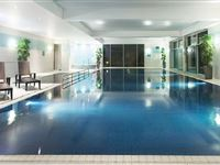 Overnight Spa Break with Treatments and Dinner for Two at Crowne Plaza Marlow Experience Day