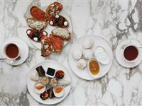 Spanish Afternoon Tea for Two at May Fair Kitchen Experience Day