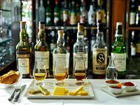 Whisky and Cheese Pairing Masterclass for Two at The Capital Hotel Knightsbridge