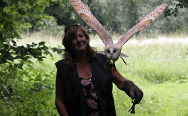 2 for 1 Woodland Walk and Owl Flying Experience at Lee Valley Park Dreamdays Experience 1