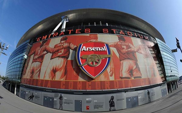 Adult Emirates Stadium Tour for Two Includes Branded Earphones Dreamdays Experience 1