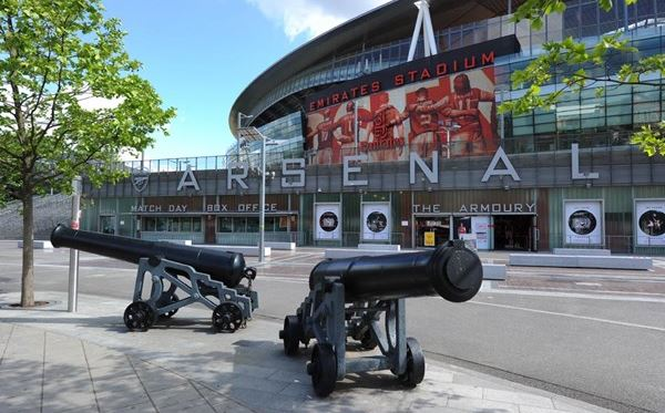 Adult Emirates Stadium Tour for Two Includes Branded Earphones Dreamdays Experience 2