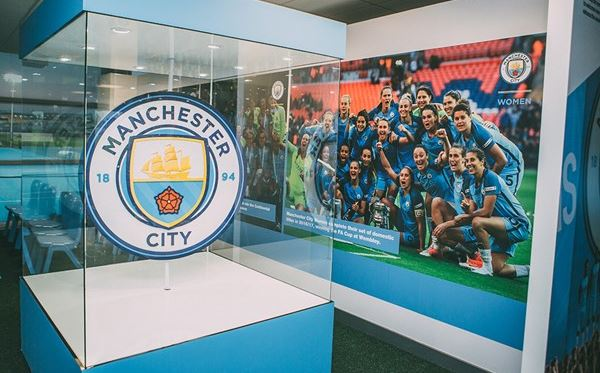 Adult Tour of Manchester City Stadium Dreamdays Experience 3
