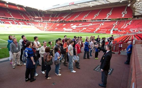 Adult Tour of Old Trafford Dreamdays Experience 2