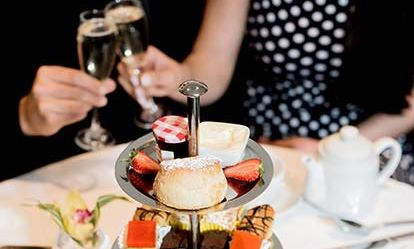 Afternoon Tea and Prosecco for Two at Kensingtons Cranley Hotel Dreamdays Experience 1