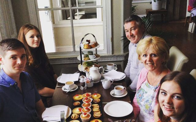 Afternoon Tea for Two at Colwick Hall Hotel Dreamdays Experience 1
