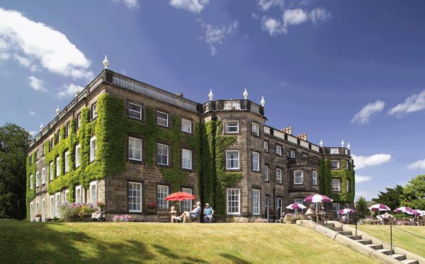 Afternoon Tea for Two at Nidd Hall Hotel Dreamdays Experience 3