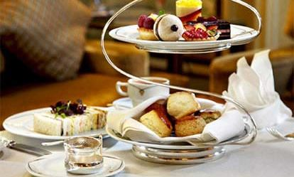 Afternoon Tea for Two at Park Lane Hotel Dreamdays Experience 1