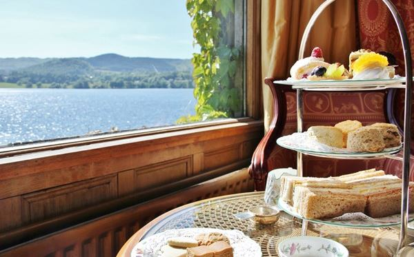 Afternoon Tea for Two at Sharrow Bay Dreamdays Experience 1