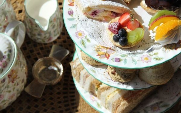 Afternoon Tea for Two at Sharrow Bay Dreamdays Experience 2