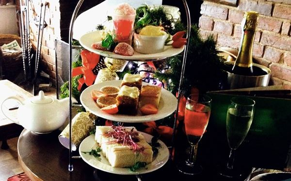 Afternoon Tea for Two at The Mill Hotel Dreamdays Experience 1