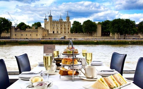 Bateaux Afternoon Tea Cruise on The Thames for Two Dreamdays Experience 1
