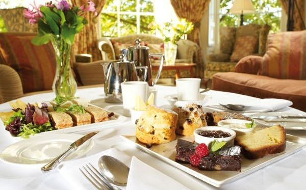 Bishopstrow House Afternoon Tea for Two Dreamdays Experience 1