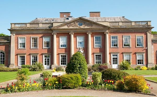 Champagne Afternoon Tea for Two at Colwick Hall Hotel Dreamdays Experience 1