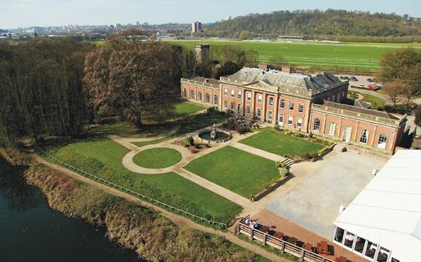 Champagne Afternoon Tea for Two at Colwick Hall Hotel Dreamdays Experience 3