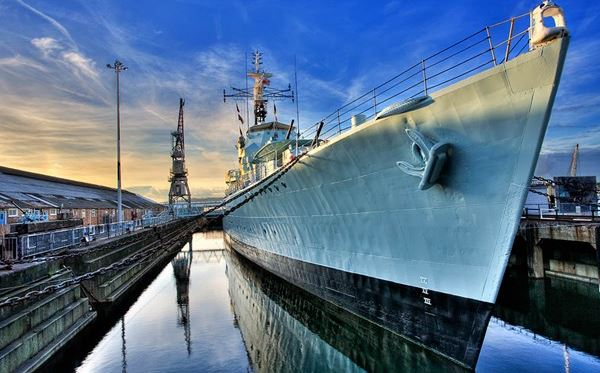 Chatham Historic Dockyard Annual Pass for Two Dreamdays Experience 1
