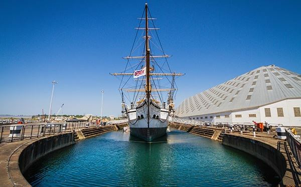 Chatham Historic Dockyard Annual Pass for Two Dreamdays Experience 2