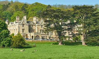 Country House Retreat for Two at Dumbleton Hall Hotel Worcestershire Dreamdays Experience 1