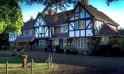 Country House Retreat for Two at Little Silver Country Hotel Kent Dreamdays Experience 1