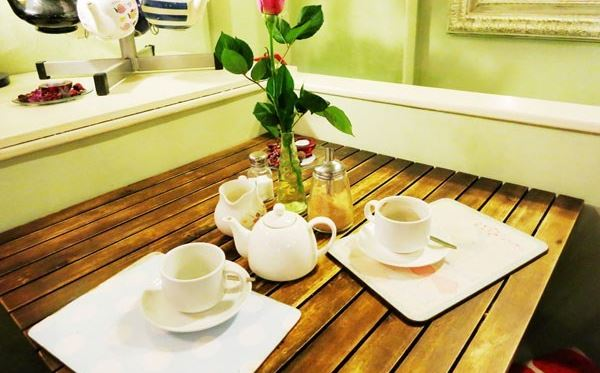Cream Tea for Two at Cafe Bella Maria Dreamdays Experience 2