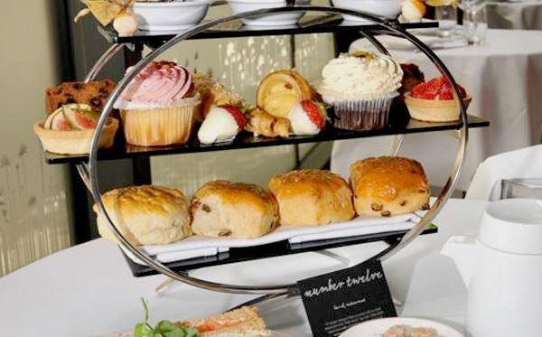 Deluxe Afternoon Tea for Two at Ambassadors Bloomsbury Dreamdays Experience 1