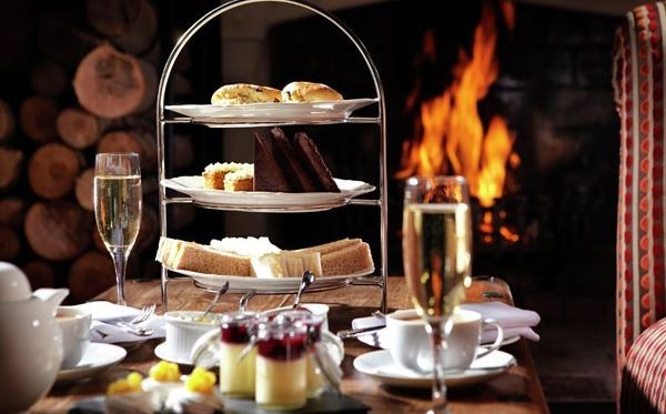 Deluxe Afternoon Tea for Two at Langshott Manor Dreamdays Experience 1