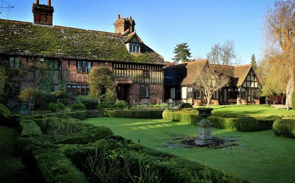 Deluxe Afternoon Tea for Two at Langshott Manor Dreamdays Experience 2