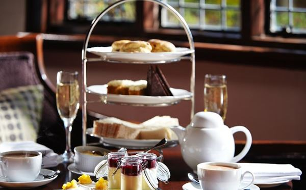 Deluxe Afternoon Tea for Two at Langshott Manor Dreamdays Experience 3