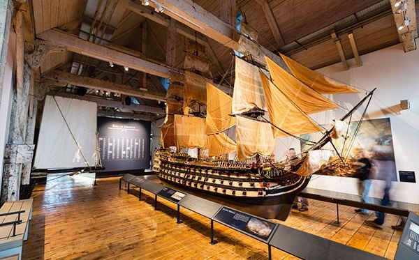 Family Pass to Chatham Historic Dockyard Dreamdays Experience 1