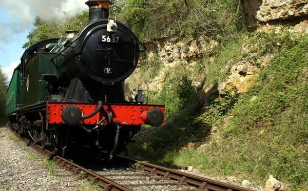Family Steam Railway Day Rover Ticket on the East Somerset Railway Dreamdays Experience 2