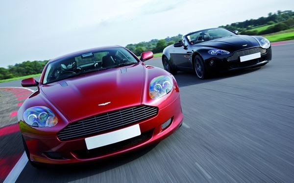 Ferrari and Aston Martin Driving Thrill with Passenger Ride Dreamdays Experience 2