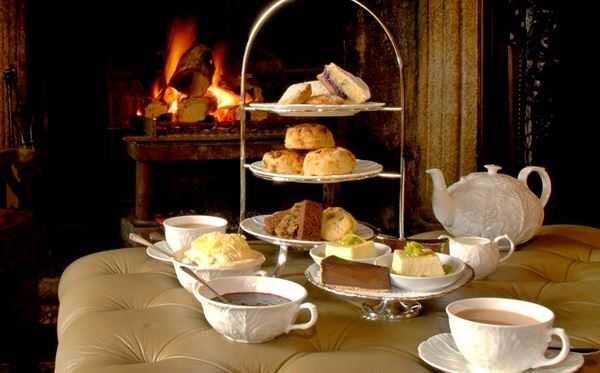 Full Devonshire Afternoon Tea for Two at Lewtrenchard Manor Dreamdays Experience 2