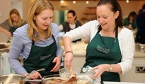 Half Day Cupcake Making Course at Brompton Cookery School Dreamdays Experience 1
