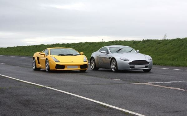 Junior Double Supercar and Rally Driving Thrill Dreamdays Experience 3