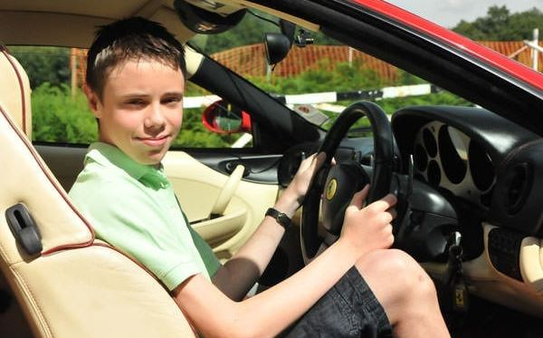 Junior Supercar Driving Thrill with Passenger Ride Dreamdays Experience 2