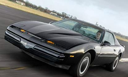 Knight Rider Driving Thrill for Two Dreamdays Experience 1