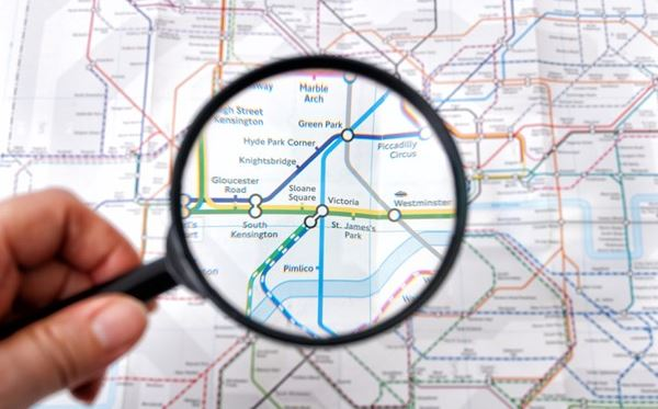London Underground Treasure Hunt for Two Dreamdays Experience 1